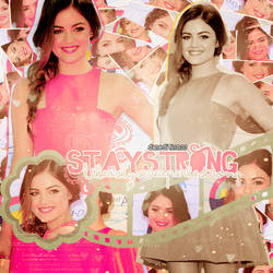 +Stay Strong - Lucy Hale blend.