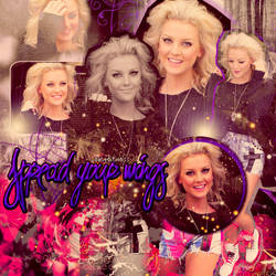 +Spread Your Wings - Perrie Edwards blend.