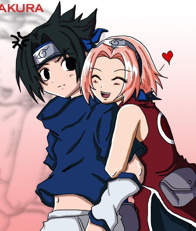 Sasuke And Sakura By Kaiuchiha On Deviantart