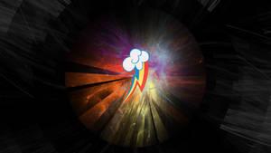 Fractal Circle for Rainbow Dash