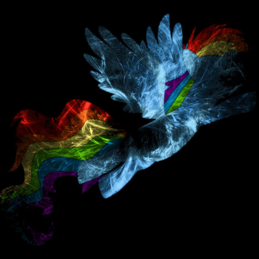 rainbow fractal wallpaper - photo #40