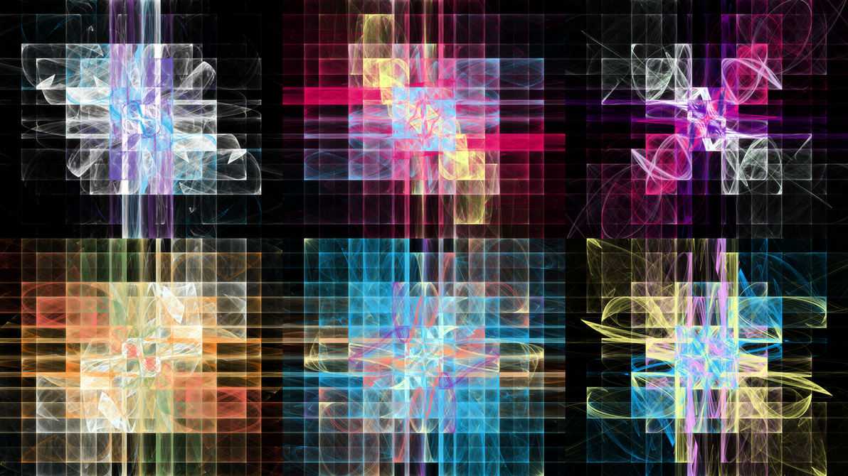 Stealth Brony Fractal (Version 1.1) by uxyd