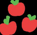 Applejack Cutie Mark Vector