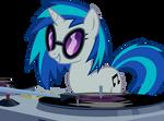 DJ-PON3 at work