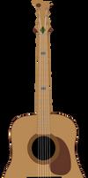 Acoustic Strings (OC) Cutie Mark