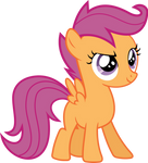 Determined Scootaloo