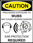 Caution: WUBS