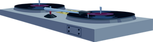Vinyl Scratch's Turntables