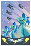 Wonderbolts Poster