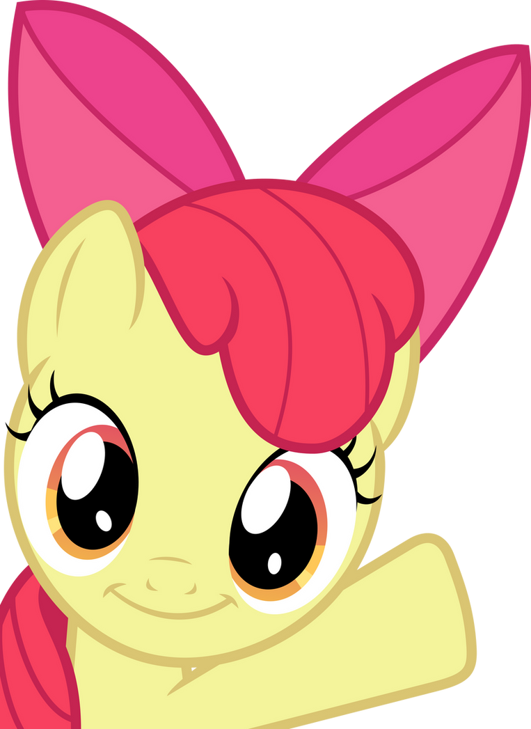 Apple Bloom - Oh Hai by uxyd