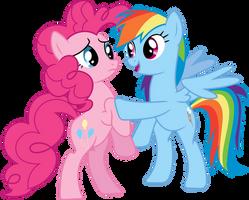 It's OK Pinkie Pie! by uxyd
