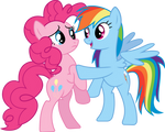 It's OK Pinkie Pie!