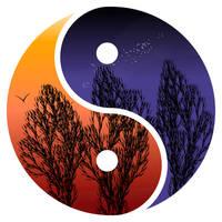 Yin Yang Trees