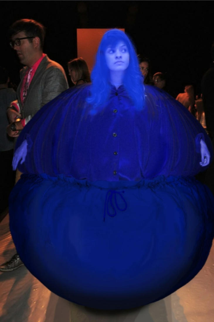 Blueberry DerpyEponine by RAGINGBOBO on DeviantArt