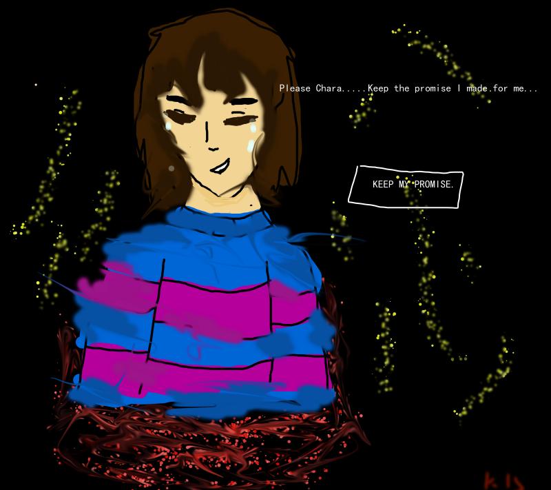 Glichtale~My Promise~ by KathrineDavis
