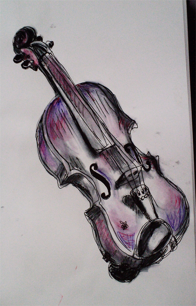 The gallery for --> Violin Painting