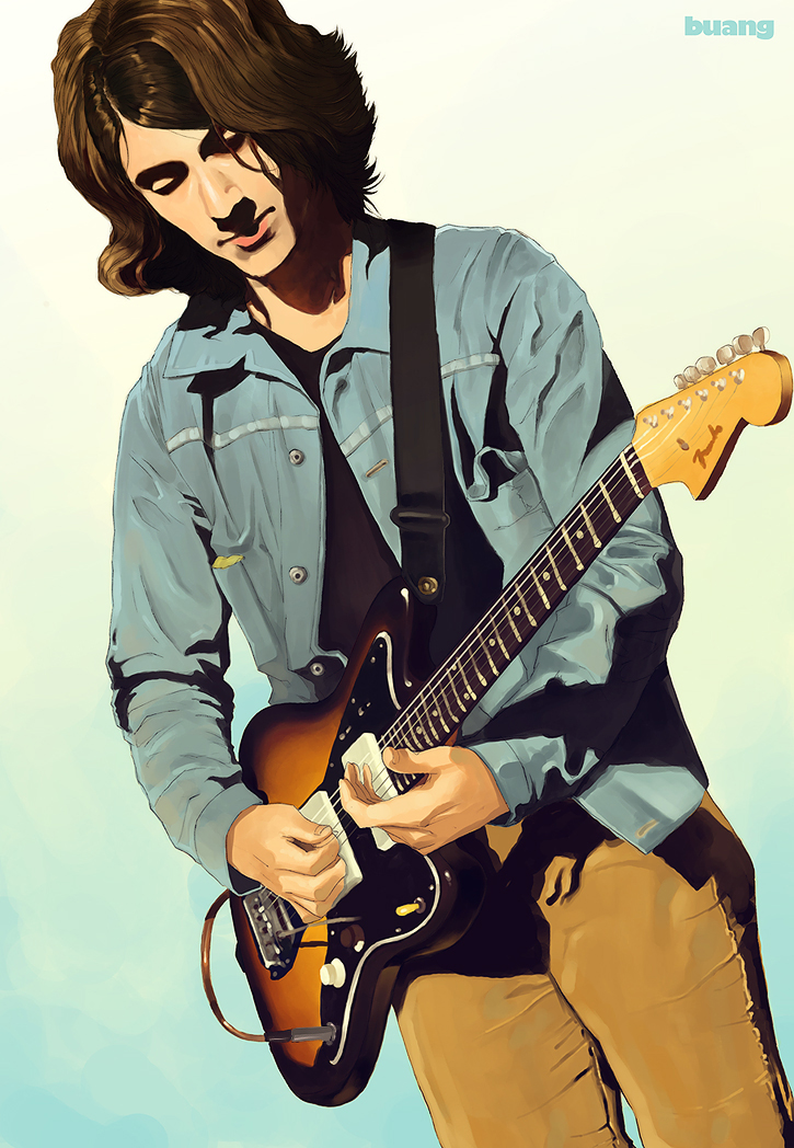 Alex Turner by buang