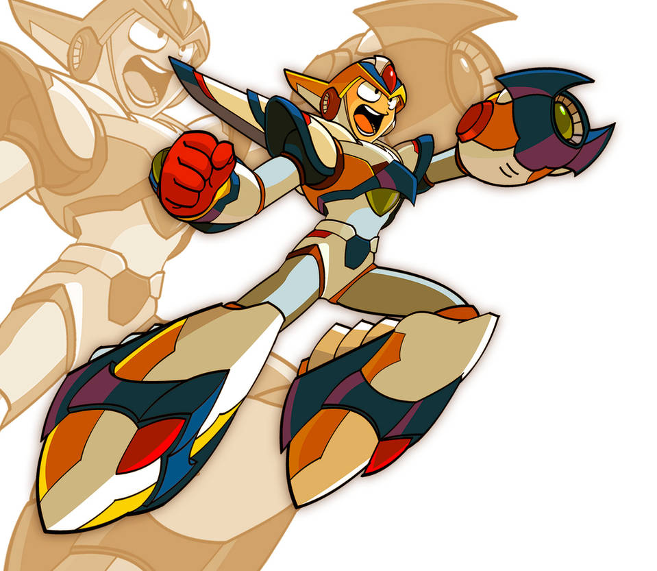 Megaman x5 by buang on DeviantArt