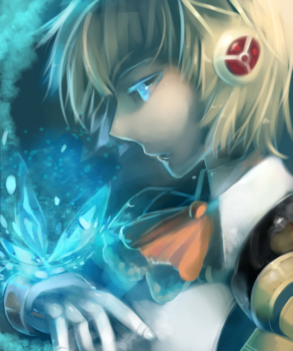 Aigis by R-chura