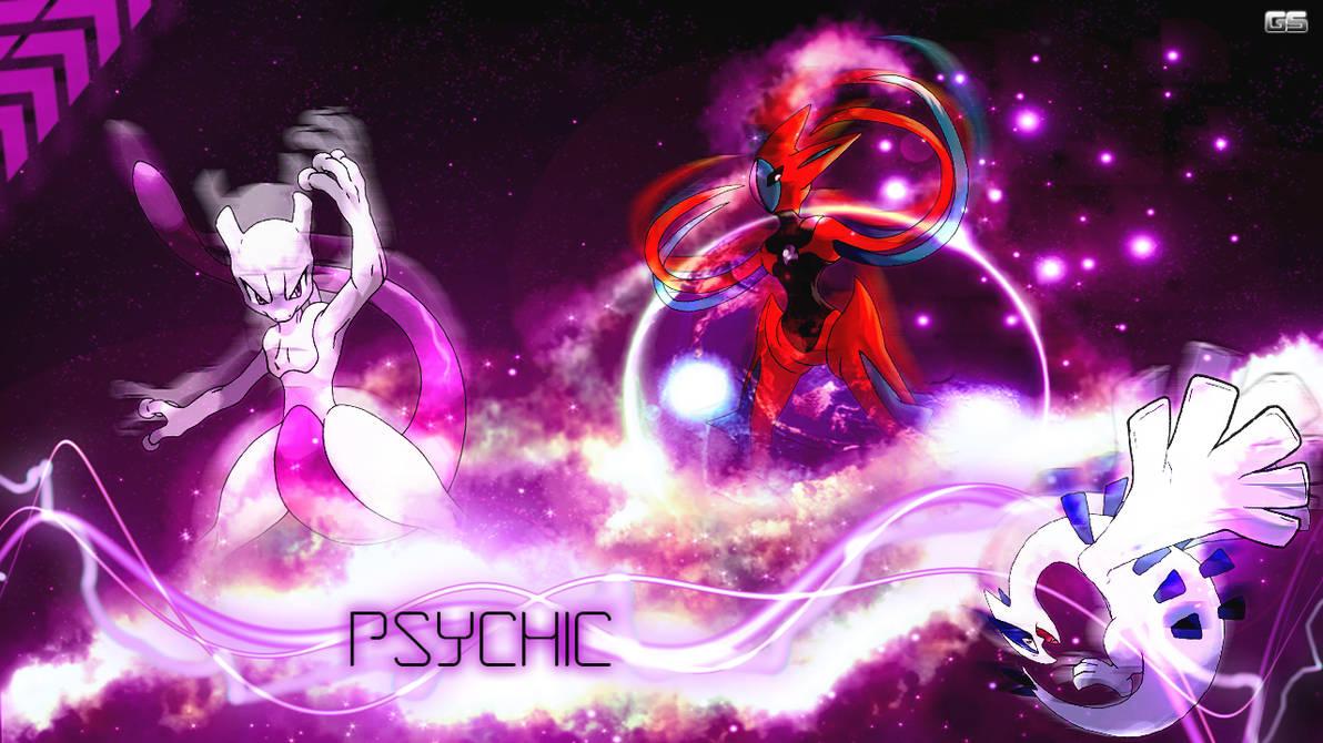 Psychic Wallpaper by xGlitchedShadowx ...