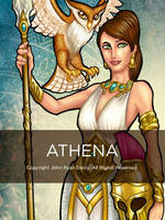 The Danly Series: Athena by tremary