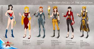 Wonder Woman Cartoon Show: The Cheetah by tremary
