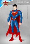 Guest-star: The man of steel