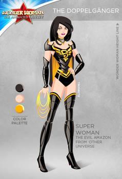 Wonder Woman Cartoon Show: Superwoman