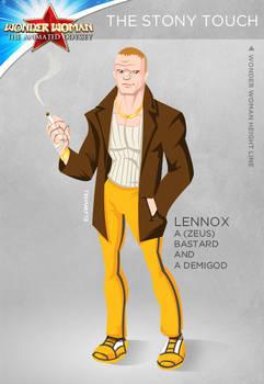 Wonder Woman Cartoon Show: Lennox