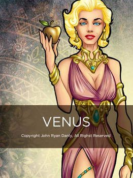 The Danly Series: Venus by tremary