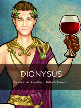 The Danly Series: Dionysus by tremary