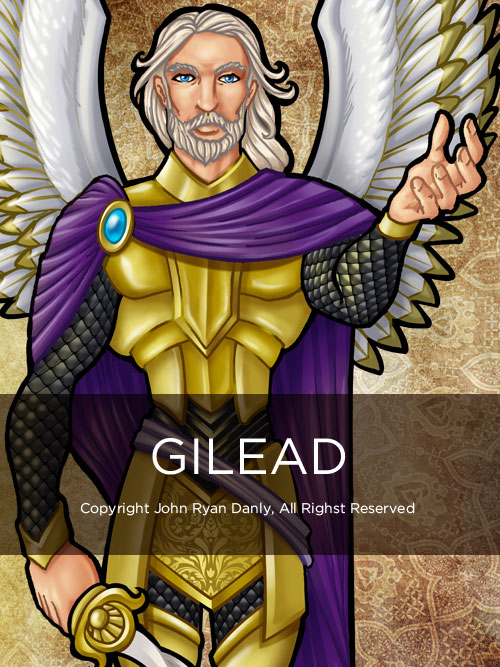The Danly Series: Gilead by tremary