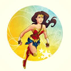 Wonder Woman Movie Version