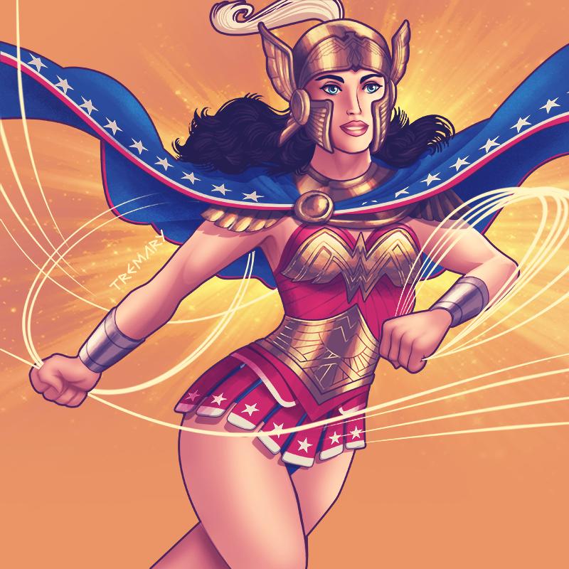 Wonder Woman 1987