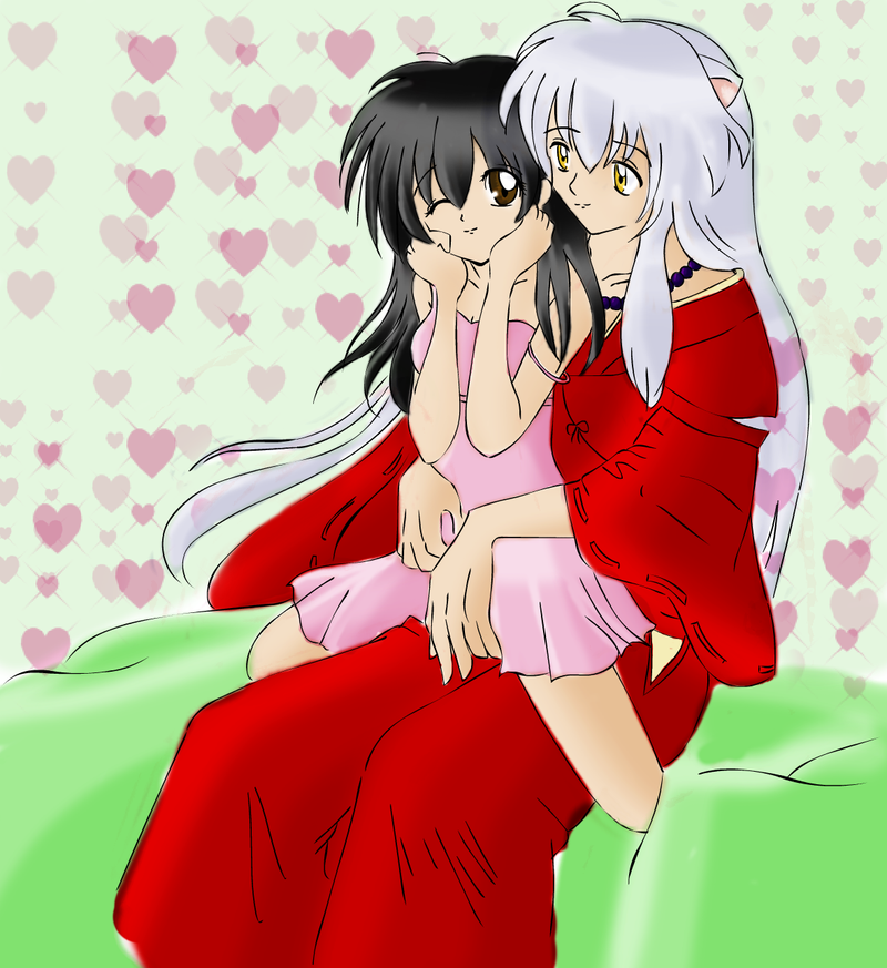 Fan fiction inuyasha kagome lemon