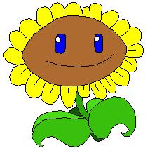 Sunflower PVZ by jaycebrasil