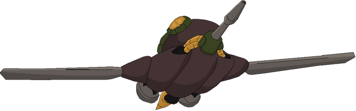 Monster Mind Doon Flower Station Space Fighter 002 by jaycebrasil