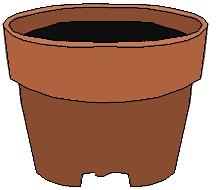 Flower vase by jaycebrasil