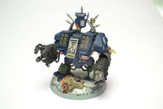 Draconis Chapter Ironclad Dreadnought Asona