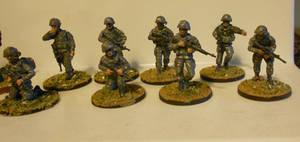 National guard squad