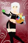 Easter 2021 by XBurningFeatherX