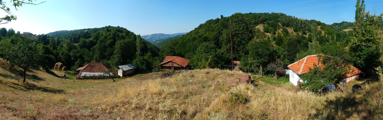 SW in Macedonia: Summertime