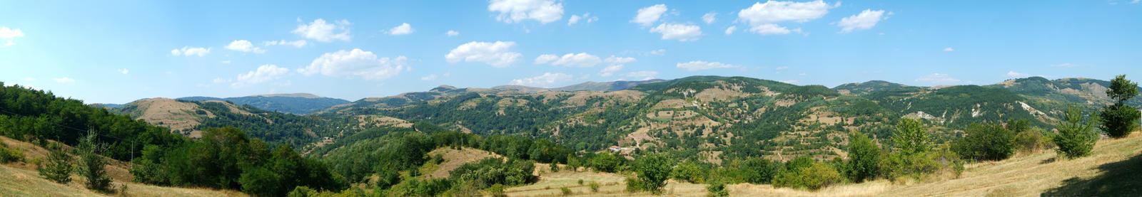 SW in Macedonia: Summertime v2 by dmakreshanski