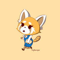 Aggretsuko by heytheretyler