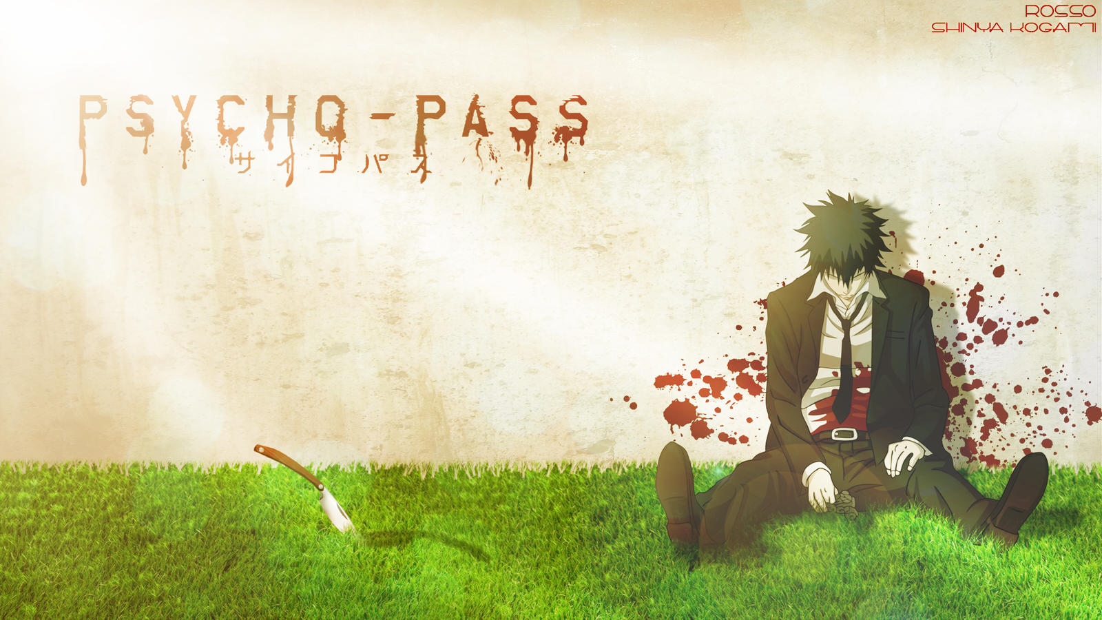 Anime Wallpapers Pyscho Pass HD 4K Download For Mobile iPhone & PC
