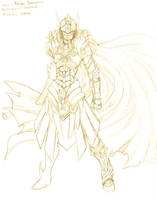 Knight Galahad