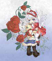 Chibi Ro set 1 by Azu-Chan