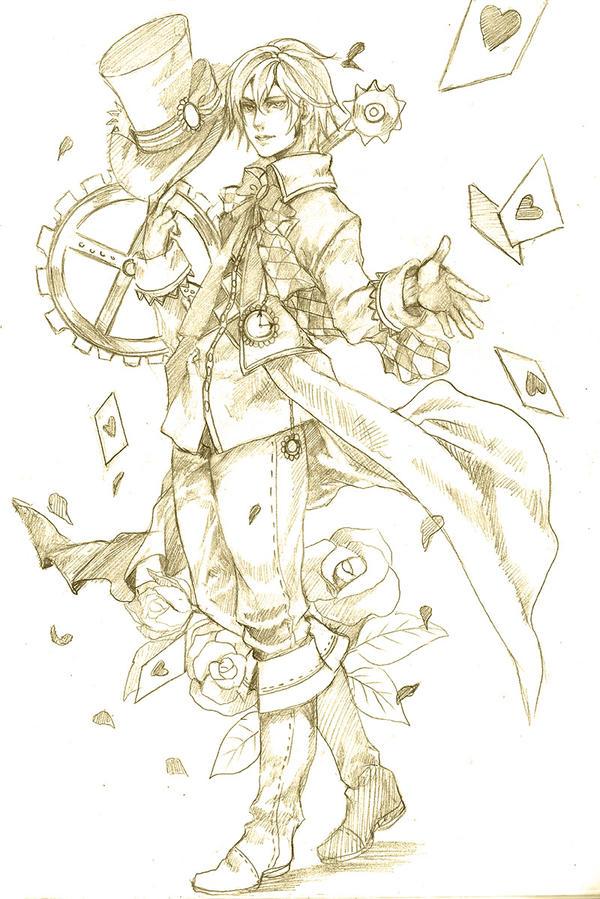 Commisison Darthmermer by Azu-Chan