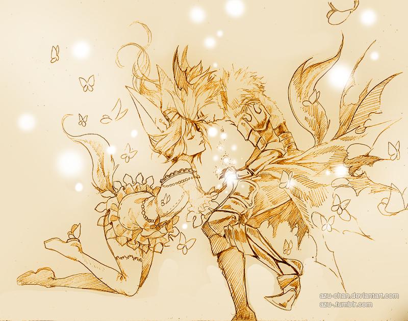 Tera sketch by Azu-Chan
