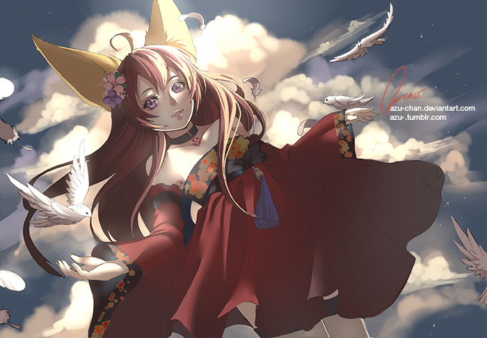 Tera: Angel by Azu-Chan